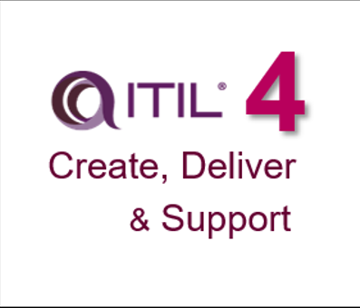 Curso Certificación ITIL 4 Create, Deliver and Support